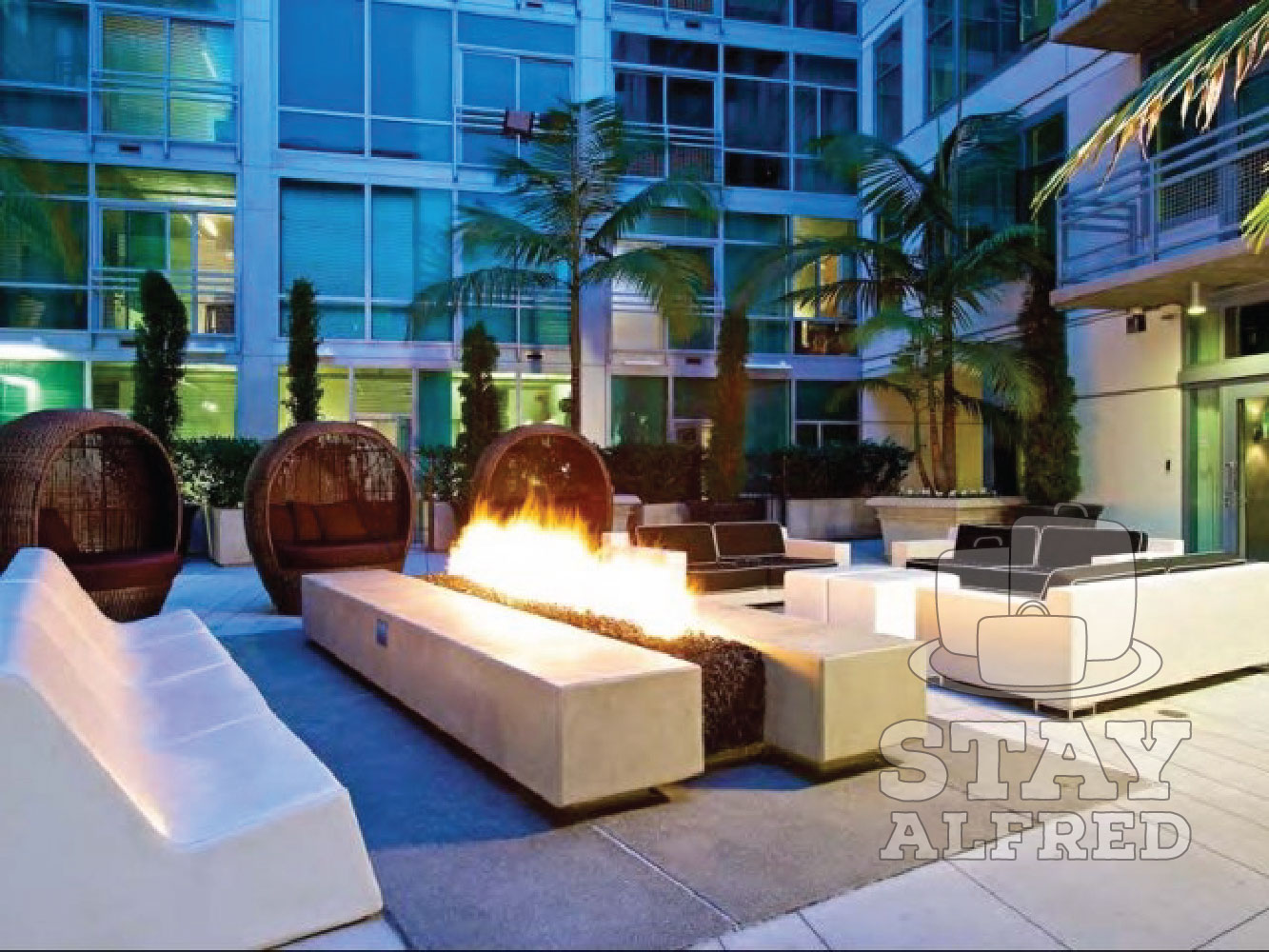 Stay Alfred Opens New Downtown San Diego Vacation Rentals. Stay Alfred Opens New Downtown San Diego Vacation Rentals    Stay