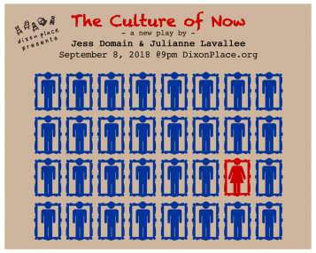 The Culture Of Now