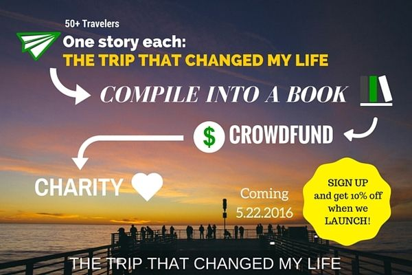 the trip that changed my life essay A life-changing trip  save your essays here so you can locate them quickly topics in this paper  three years ago with my mom and my uncle's family.