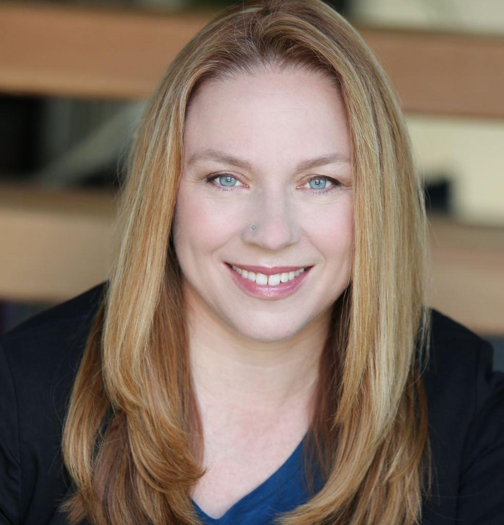 Amy Landolt, Licensed Acupuncturist Photo Credit: Organic Headshots