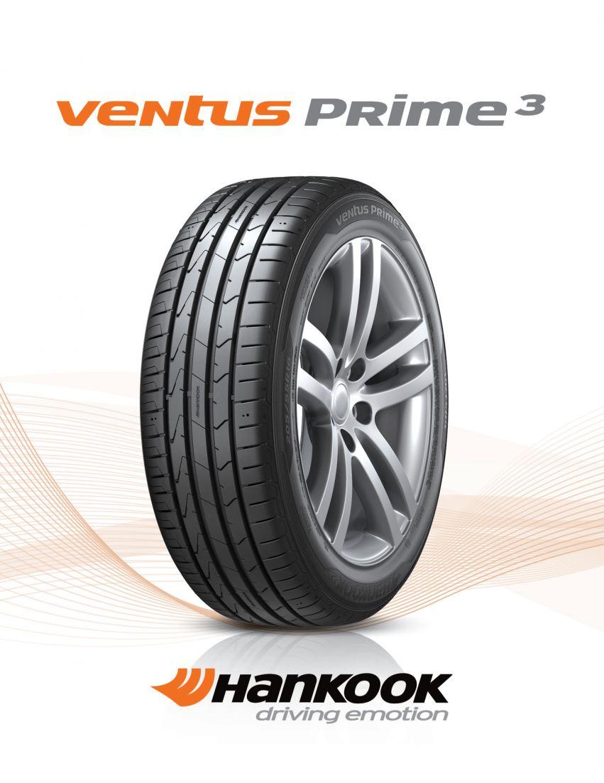 hankook launch new premium comfort tyre hankook ventus. Black Bedroom Furniture Sets. Home Design Ideas