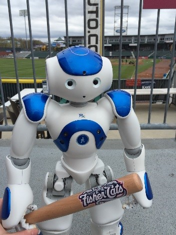 Join NAO at The NH Fisher Cats Education Day