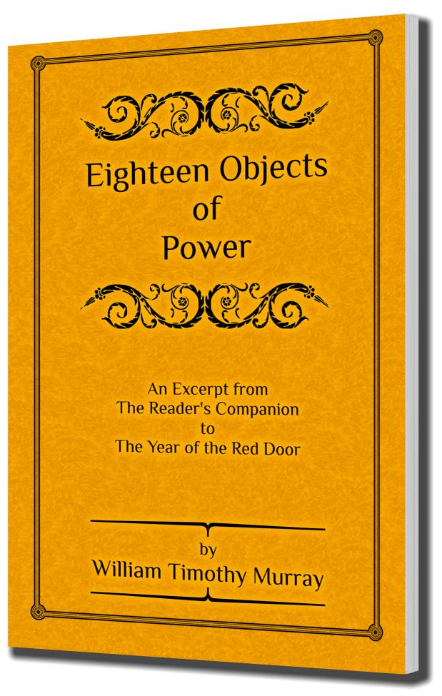 Eighteen Objects of Power (Free for a Limited Time)