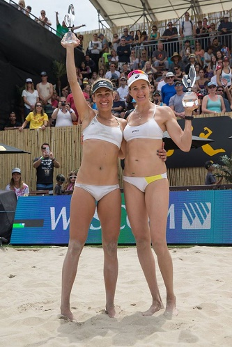 April Ross-Kerry Walsh Jennings - credit: A-Game Photography