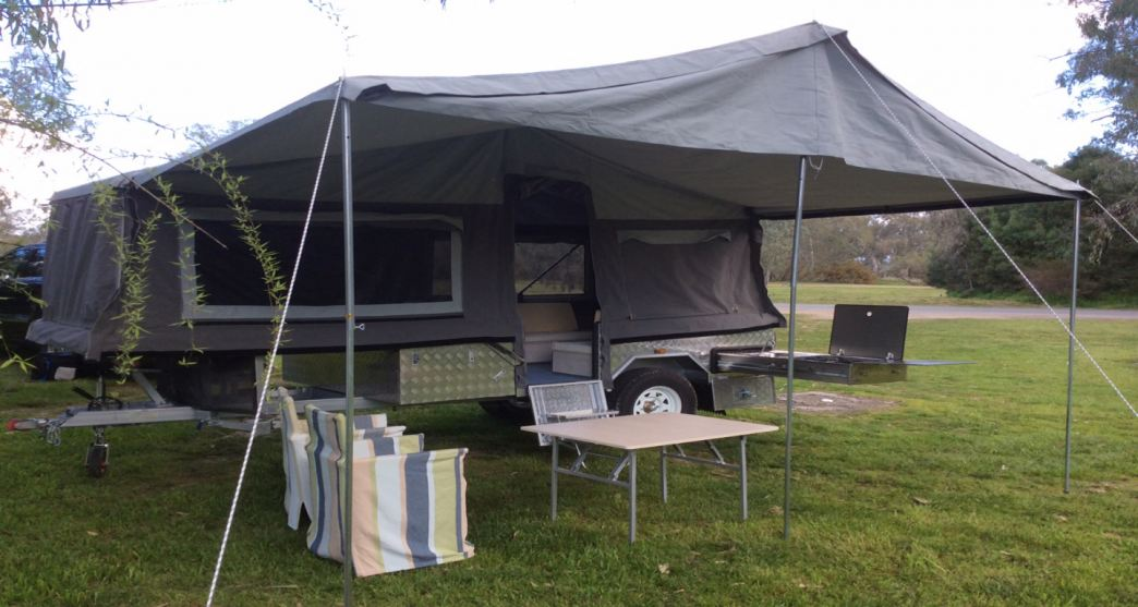 Off Road Camper Trailers