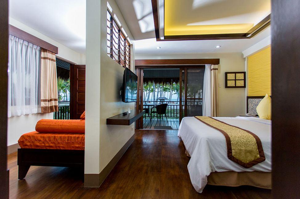 Bohol Beach Club Room Rates