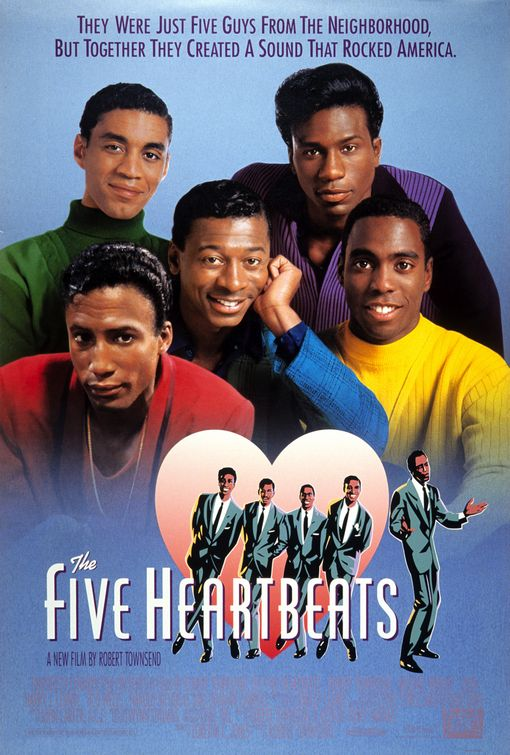The Five Heartbeats movie poster