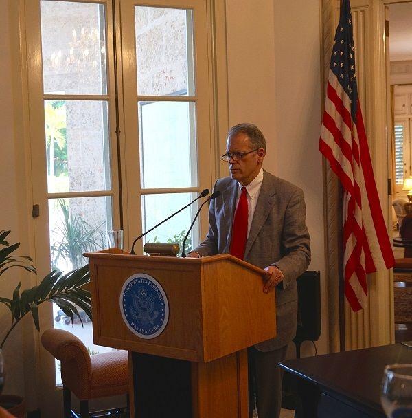 Ambassador Jeffrey DeLaurentis
