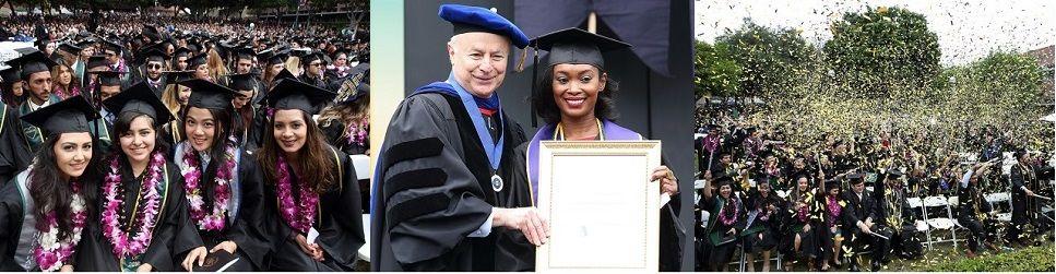 Woodbury University Graduates