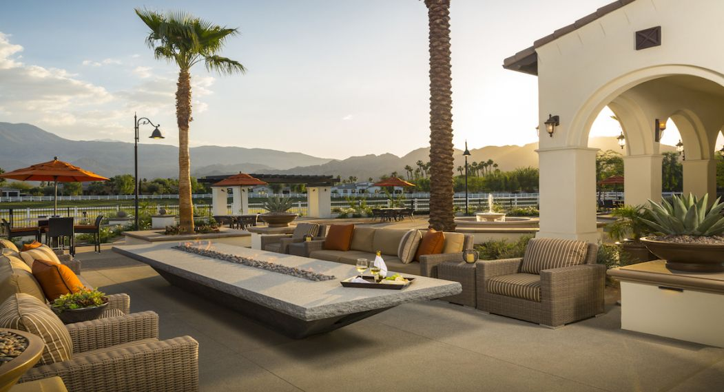 Griffin Ranch in La Quinta offers an exclusive desert luxury lifestyle.