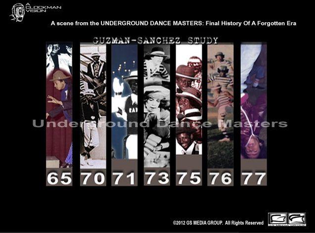 Scene from Underground Dance Masters - DanceMaster.com