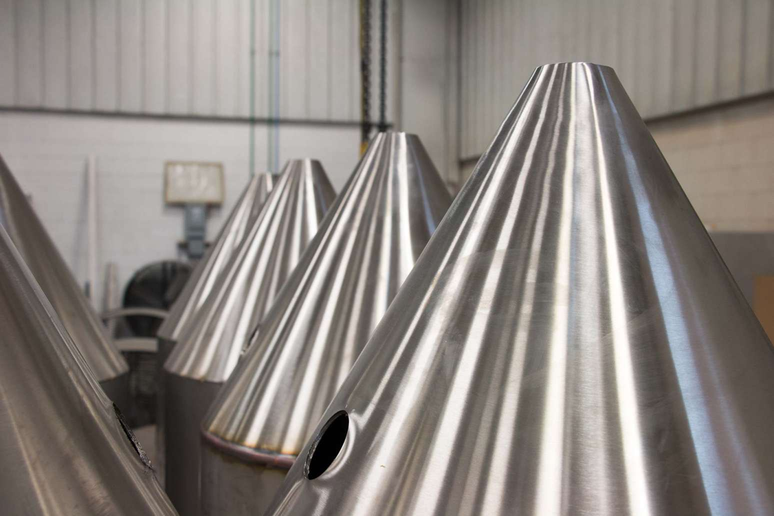 Dairy Industry Fabrication Is A Badger Sheet Metal Works