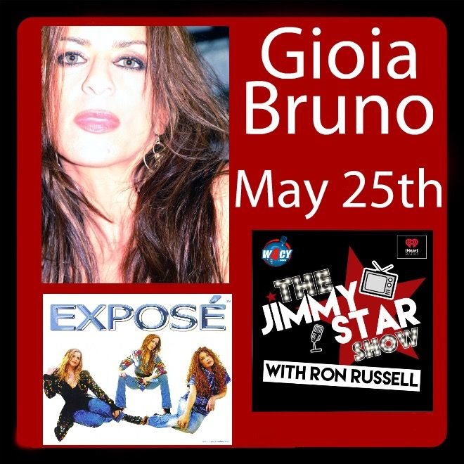 Gioia Bruno on The Jimmy Star Show