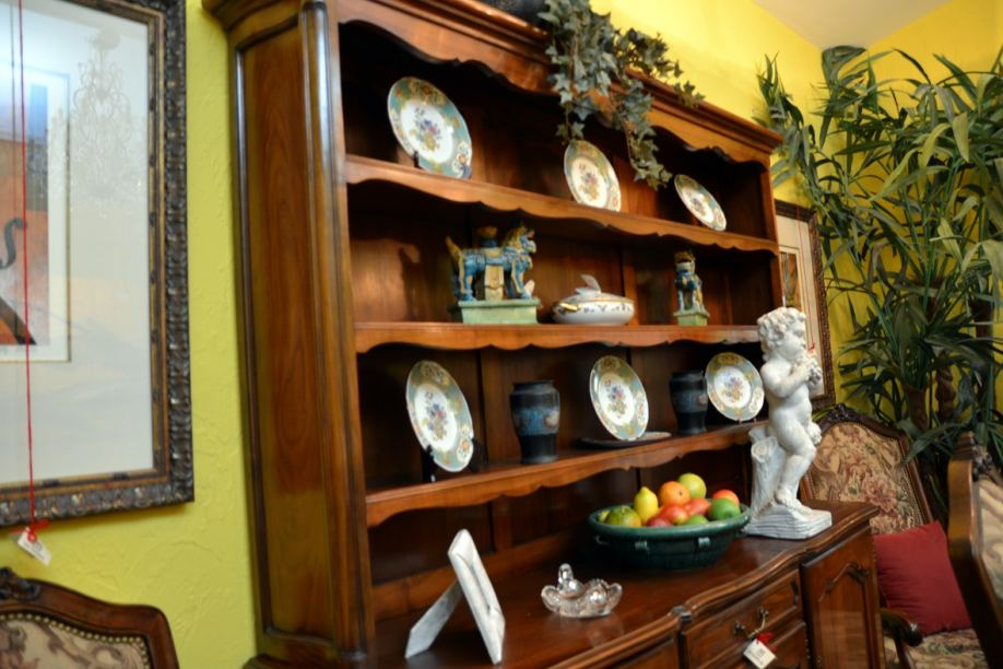 True treasures consigned furniture home d cor has two for Home decor locations