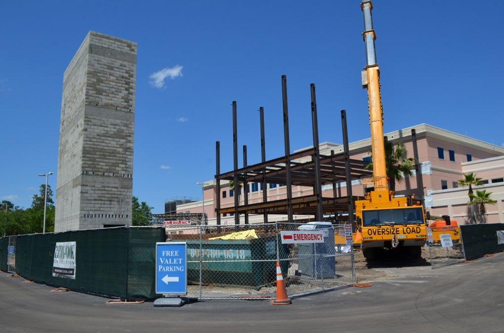 Florida Hospital Flagler: Bed Expansion Construction Update