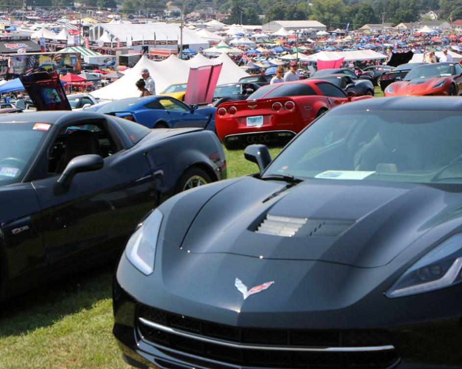 corvettes at carlisle launches august 25 2016 carlisle events prlog. Cars Review. Best American Auto & Cars Review