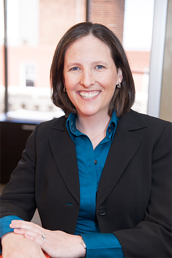 Kathryn Cahill, CEO of Cahill Contractors LLC
