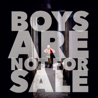 Boys Are Not For Sale