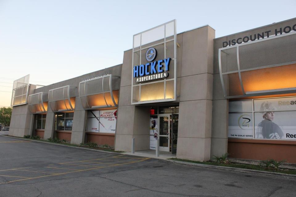 Discount Hockey Super Store in Woodland Hills, CA