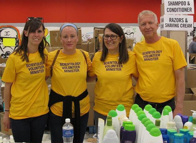 Edmonton Volunteer Ministers