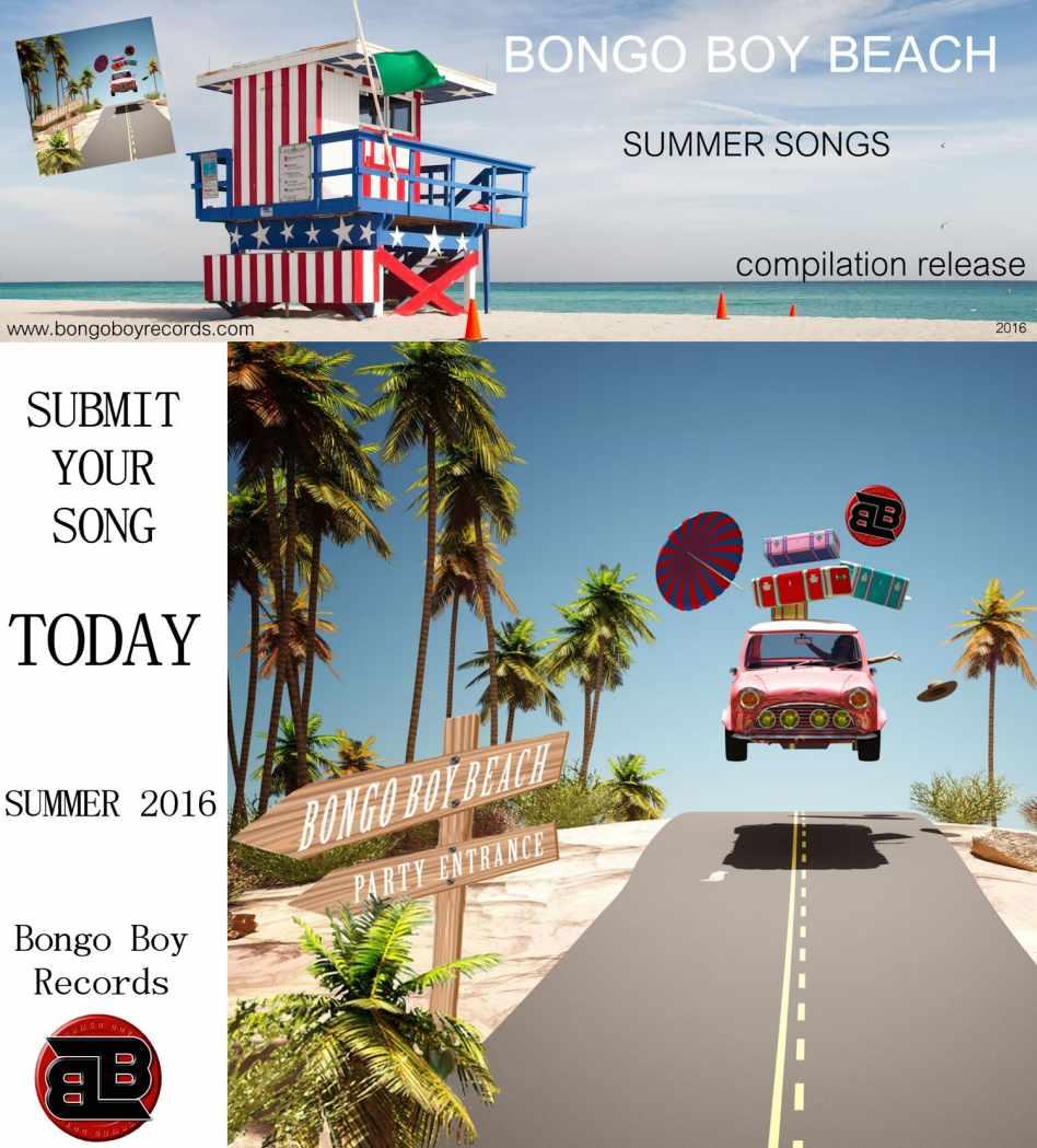 Press Photo- Bongo Boy Beach Summer Compilation