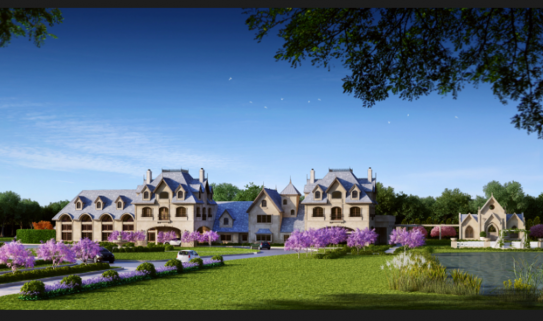 Announcing The Completion Of A Trilogy Of Catering Excellence The Park Chateau Estate Gardens