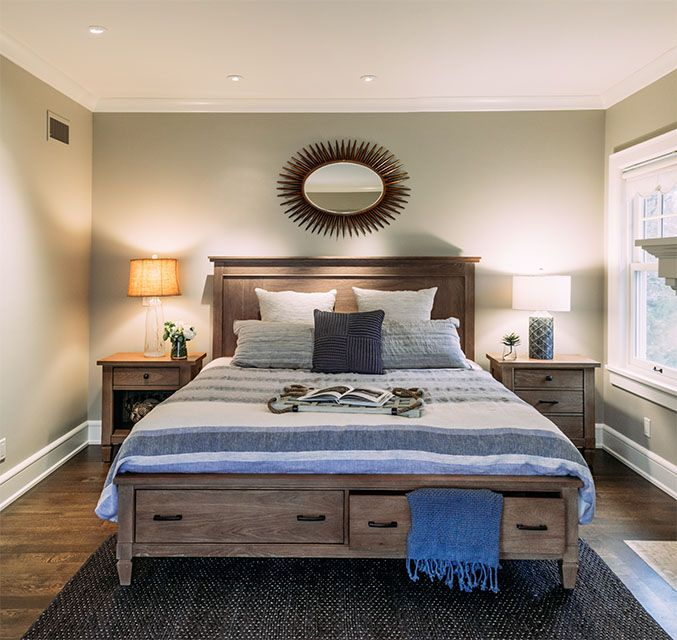Show House Bedroom Ideas: Bachman Furniture Partners With The Wisconsin Breast