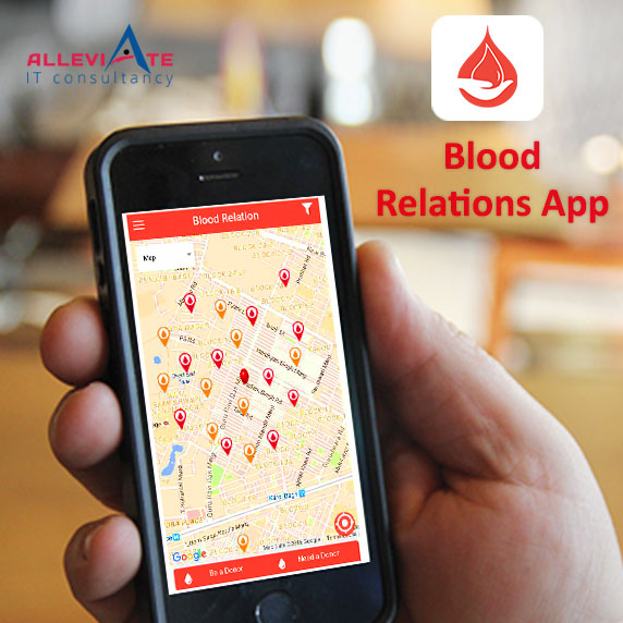 AITC Blood Relations App