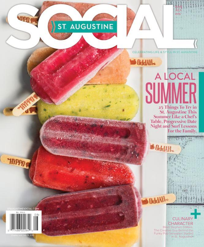 St. Augustine Social Magazine