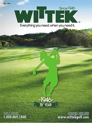 wittek golf supply releases 2016 catalog wittek golf. Black Bedroom Furniture Sets. Home Design Ideas