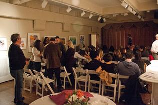 FABUM performance at the Arts Club of Washington