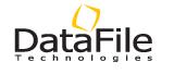 DataFile Technologies Corporate Brand
