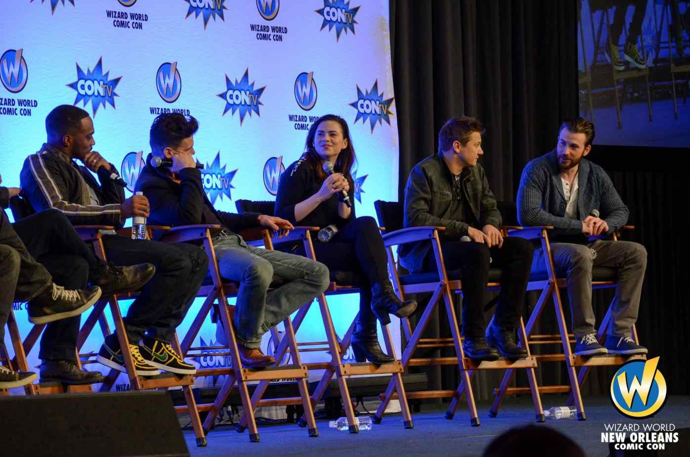 Cap,' 'Back to the Future,' 'Thor' Q&As Highlight Panels At Wizard ...