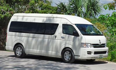 cancun-airport-transportation-van-service