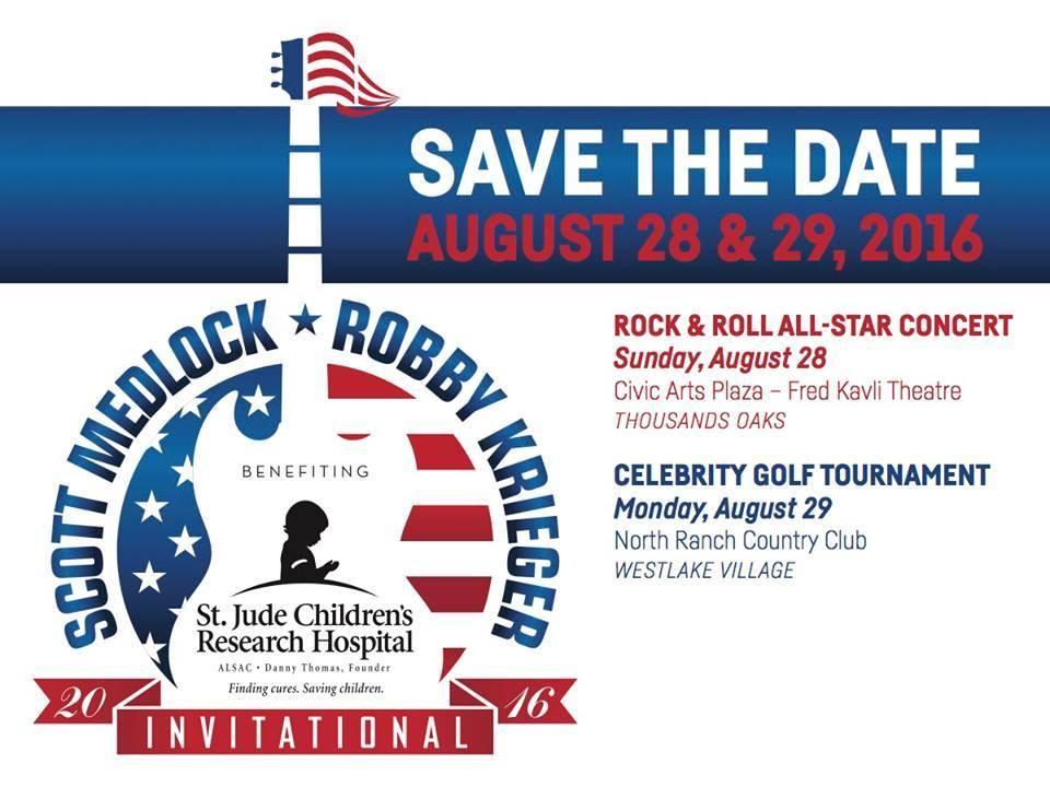 Scott Medlock - Robby Krieger Invitational & All Star Concert