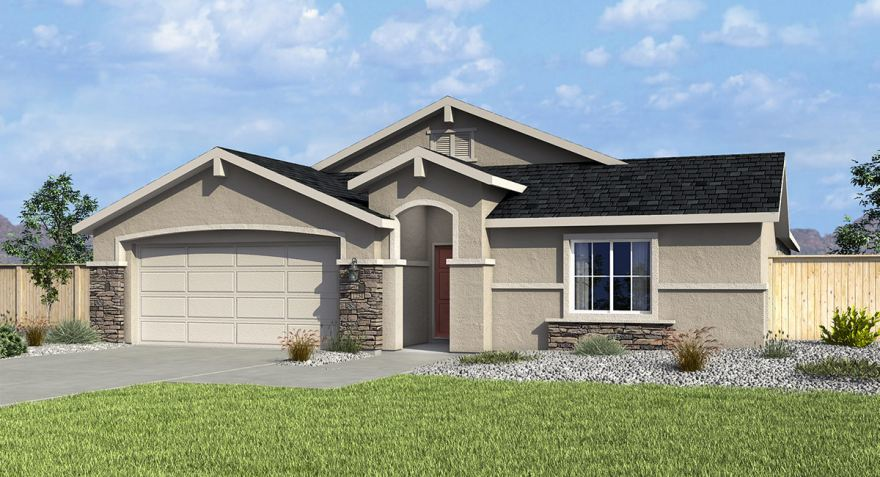 Featured here is a home in the Rosso neighborhood at Cabernet Highlands.