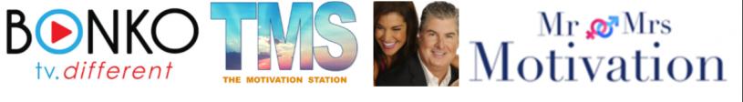 Launch of Mr. & Mrs. Motivation on TMS and BONKO TV