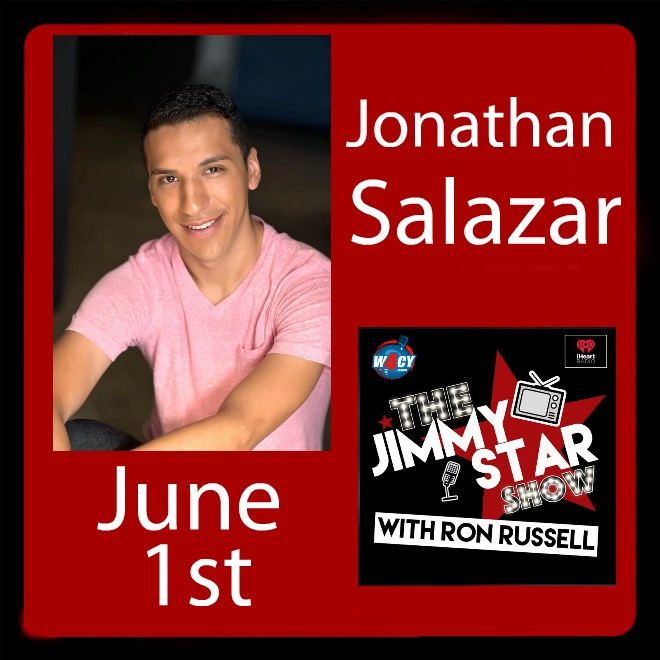 Jonathan Salazar on The Jimmy Star Show with Ron Russell