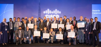 Cisco UAE Partner Summit 2016 - Award Winners (003