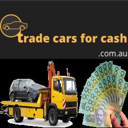 Trade Cars For Cash Logo