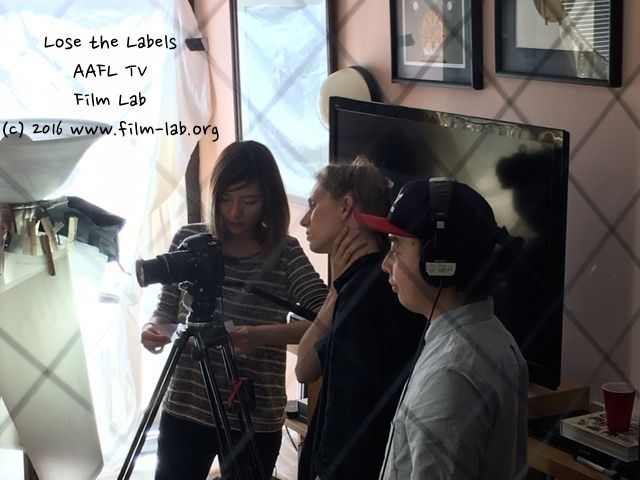 "Behind the Scenes of ""Lose The Labels"""