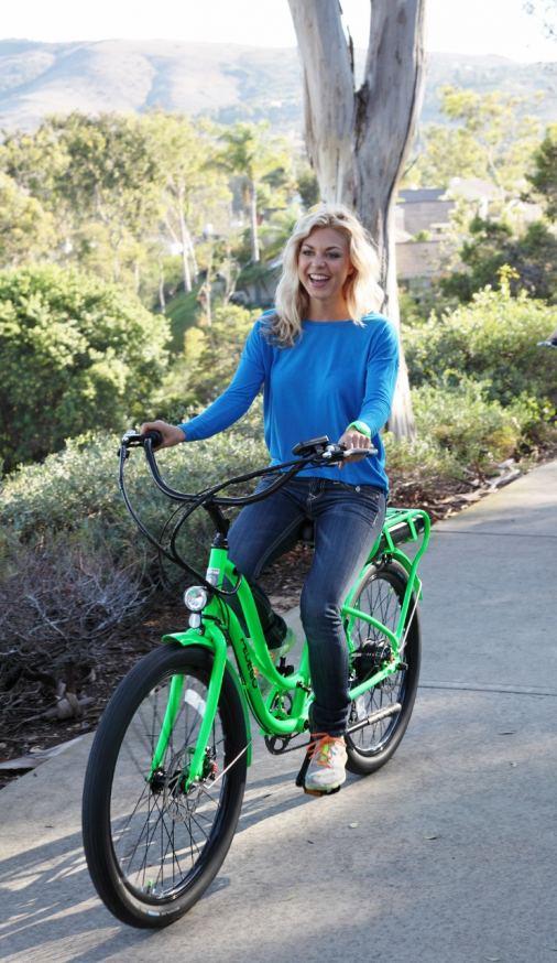 Pedego Los Olivos helps riders savor the fun of electric bikes.