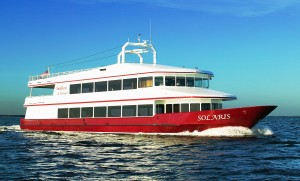 Year-round Cruises Available Aboard the Destin SOLARIS
