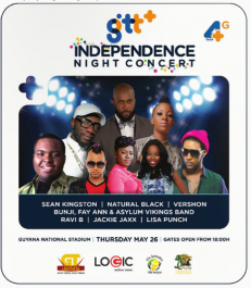 LOGIC is a sponsor of the GTT Independence Night Mega Concert