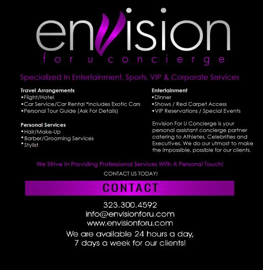 Envision For U Concierge