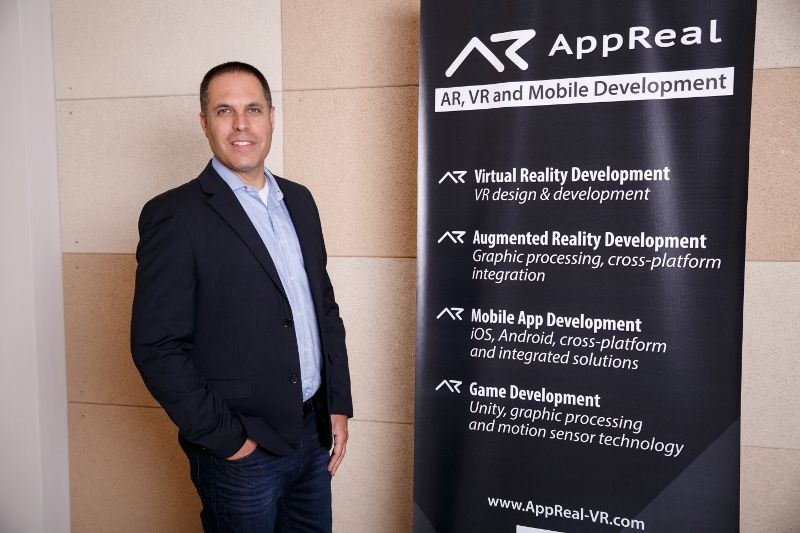 Mr. Yariv Levski, AppReal CEO