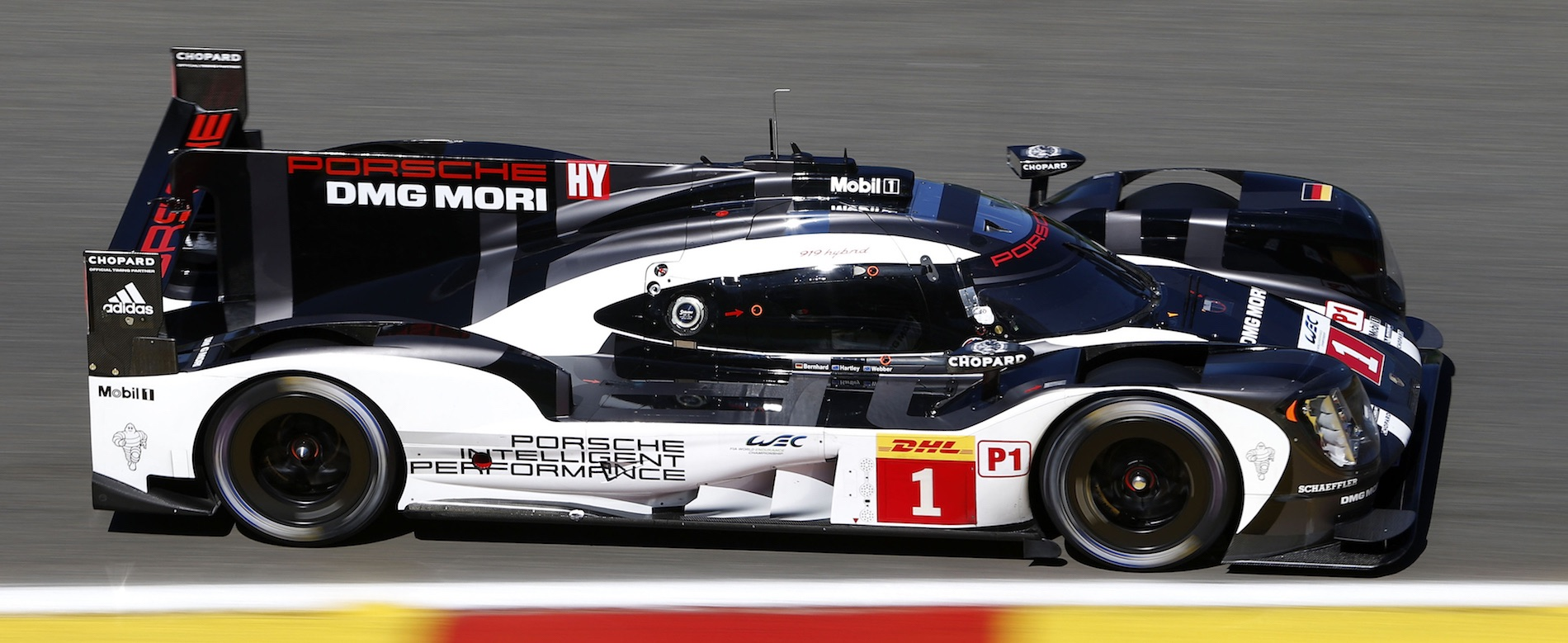 sbg sports software named official supplier to the porsche motorsport lmp1 team for le mans. Black Bedroom Furniture Sets. Home Design Ideas