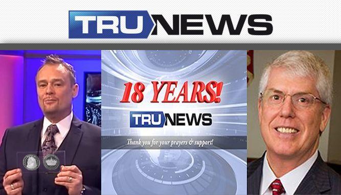 TRU NEWS 5-24-2016 - Jesus Christ is America's O