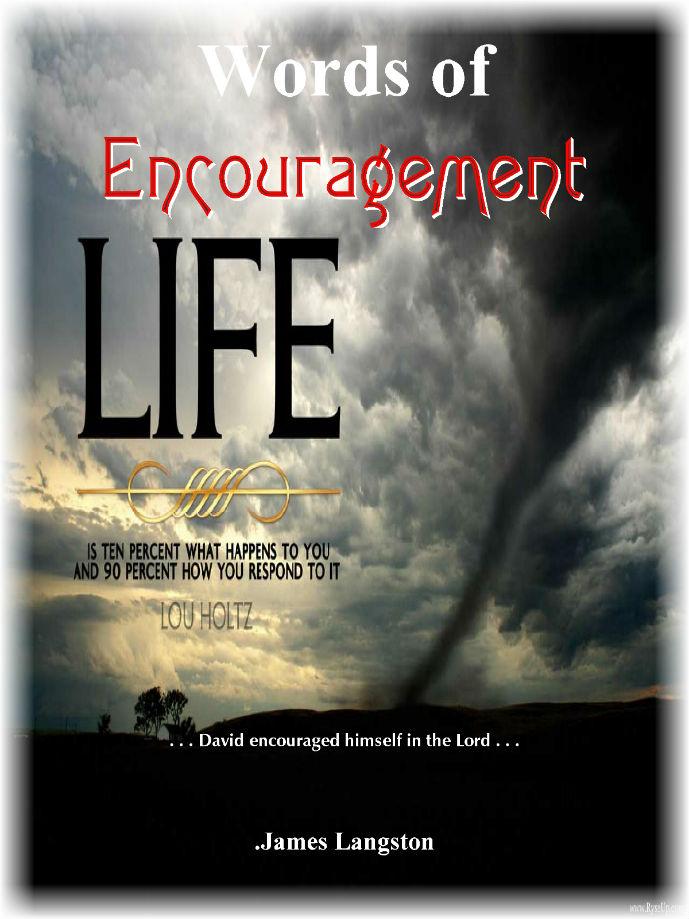 Words of Encouragement_PRLog