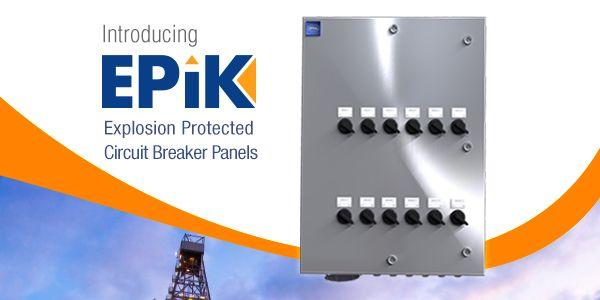 Epik Explosion Proof Circuit Break Panels